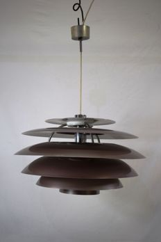 Stilnovo – hanging lamp, 1262 model