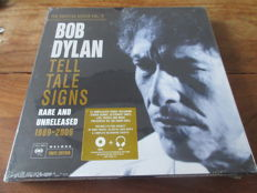 Bob Dylan Tell tale signs bootleg series vol. 8 (4LP box)