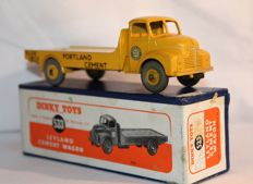 Dinky Toys - Scale 1/48 - Leyland Comet Portland Cement Truck No. 533