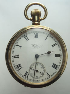 Waltham — Men's pocket watch — Early 20th century