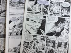 Di Vitto, Domenico - 3 Original pages - Mister No n.236