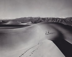 Unknown/Union Pacific Railroad and Associated Press - Death Valley - California - 1960 and 1929