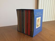 Beatrix Potter - The Tales of Beatrix Potter (Set of 11 Folio Society volumes in box) - 2002