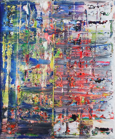 M.Weiss - Abstract Painting No.456