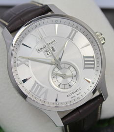 Louis Erard 1931 Swiss Made Automatic Silver Dial Men's Watch - New & Mint Condition