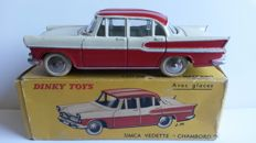 Dinky Toys-France - Scale 1/43 - Simca Chambord No.24k