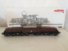 Märklin H0 - 3352 - Electric locomotive Series Ce 6/8 'Crocodile' of the SBB
