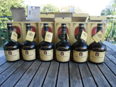 Cognac Baron Otard V.S.O.P. - 6 Bottles in original shipping carton