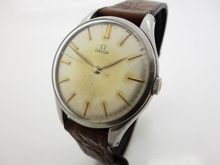Omega Cal.283 Men's WristWatch 1940's