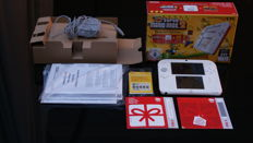 Nintendo 2ds new super mario bros. 2 special edition Boxed with manaul and adapter