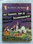 Check out our Piet Pienter en Bert Bibber 3 - Het raadsel van de Schimmenburcht - sc - 1e druk - (1956)