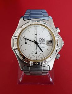 TAG Heuer 2000 Automatic Professional Chronograph Ref .154.006 — For men — 1990-1999