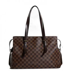 Louis - Vuitton - Damier - Chelsea - Shopper
