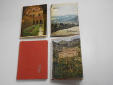 "4 volumes in the ""La nuit des temps"" series -  1958  / 1981"