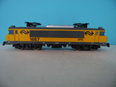 "Märklin H0 - 3526 - Multifunctional electric locomotive 1600 series ""Rotterdam"" of the NS, no 1657"