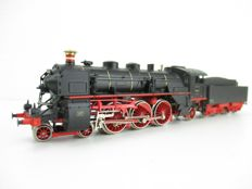 Märklin H0 - 3318 - Steam locomotive with tender BR 18.4 of the DRG