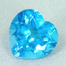 Swiss Blue Topaz – 12.29 ct