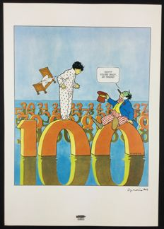 "Giardino, Vittorio - Graphics ""Little Nemo 100"" (2007)"