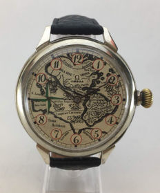 Omega marriage  – men's watch – 1930s
