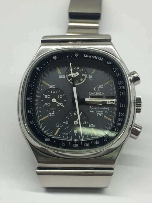 Omega - Omega Speedmaster Day Date TV - 1760014 - Unisex - 1970-1979