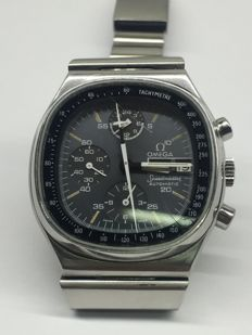 Omega — Omega Speedmaster Day Date TV — 1760014 — Unisex — 1970-1979
