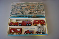 Corgi Major Toys - Schaal 1/48 - Chipperfield's Circus Models Gift Set with Booking Office GS23