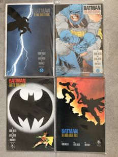 Collection Of  Frank Miller's Batman And Other Graphic Novels / TPB - x6 -  1st Prints - (1986/1994)