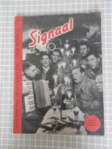 Propaganda ; Signaal - 26 issues ( including multiple issues of one issue number ) - 1941