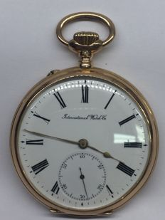 IWC – Pocket Watch – 1900