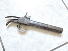 Big percussion pistol  1840/50
