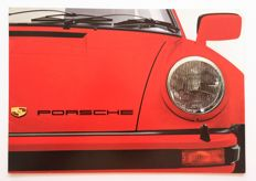 1977 Porsche folder. 911 2.7 / 911 3.0 Carrera / Turbo / 924