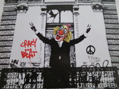 Banksy - Blur - Crazy Beat