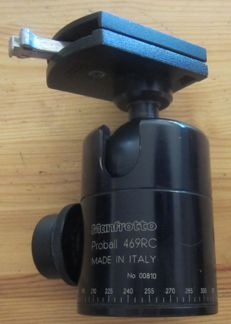MANFROTTO Proball 469 RC ball head