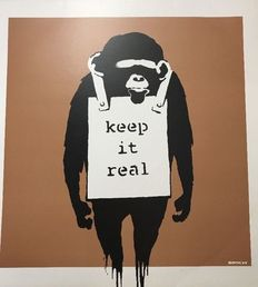 Banksy x DJ DM - Keep it Real