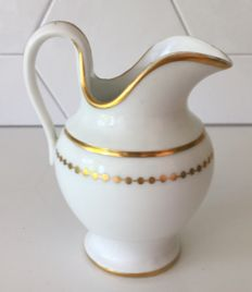 Vieux Paris-19th century porcelain milk jug