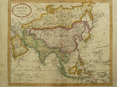 Asia; Wiliam Guthrie - Asia from the best authorities - 1815