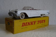 Dinky Toys-France - Scale 1/43 - Ford Thunderbird Convertible No.555
