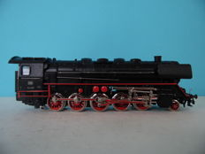 Märklin H0 - 3108 - Steam locomotive with trailing tender BR 44 of the DB