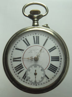 La Vigilante — Men's pocket watch — 1901-1949