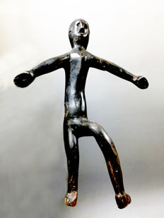 Old Amulet figure - Lesser Sunda Islands - Indonesia