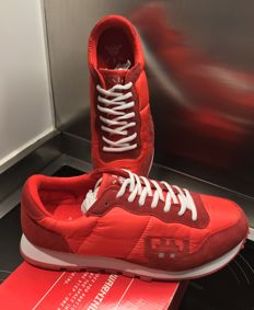 Space Invader - Red Sneakers 01 POINT Limited Edition