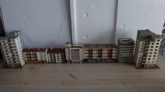 Faller/Kibri/Vollmer N - high-rise buildings/flats and several buildings