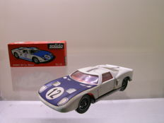 Solido - Scale 1/43 - Ford GT40 LM Race No.100/146