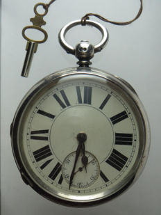 W. Ehrhardt – London – Men's pocket watch – 1850-1900
