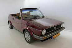 Volkswagen - Golf 1 GLS Bieber descapotable - 1980