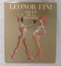 Leonor Fini - Fruits de la Passion - 1980
