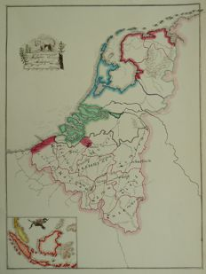 The Netherlands, Belgium, Luxembourg; Leon Guillemin. - Hollande et Belgique - ca. 1835