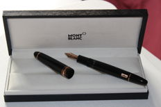 Montblanc Meisterstuck fountain pen, 1990s, limited edition