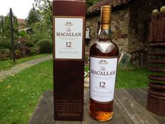Macallan 12 years old Sherry