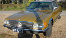 Mercedes Benz - 350 SLC  - 1972